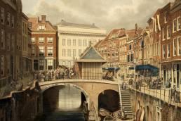 City centre Utrecht
